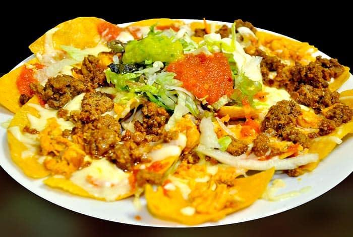 receta f cil de nachos mexicanos comedera com
