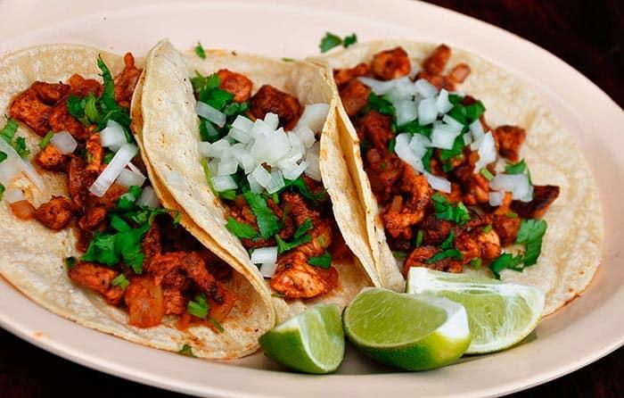 tacos al pastor receta