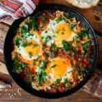 Huevos rancheros: receta paso a paso