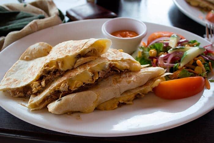receta quesadillas mexicanas