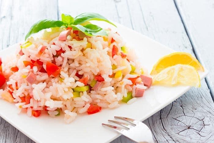 Ensalada de arroz receta paso a paso comedera com - Ensalada de arroz light ...