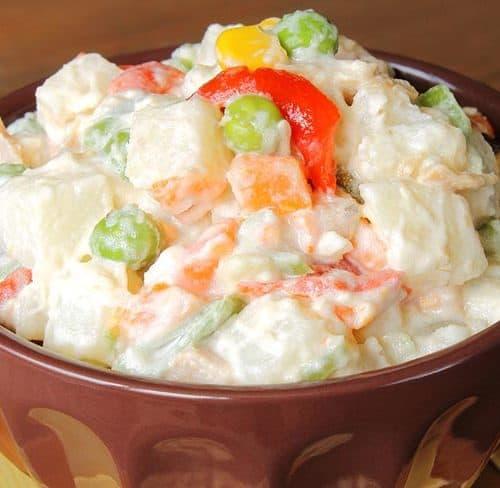 receta de verduras hervidas para descender de desazón en urdu