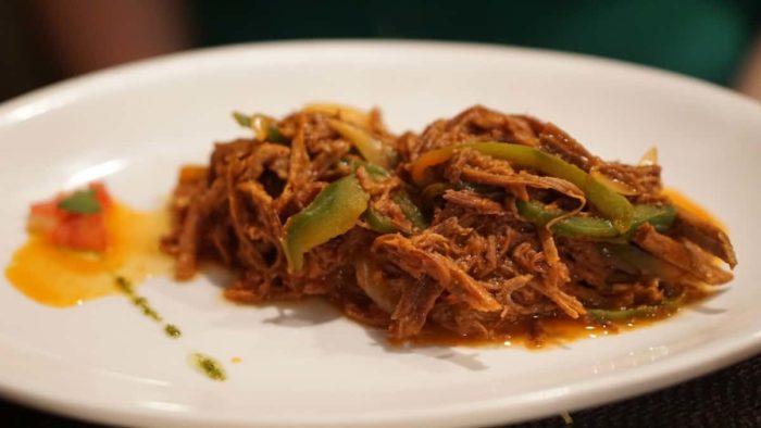 plato de cochinita pibil