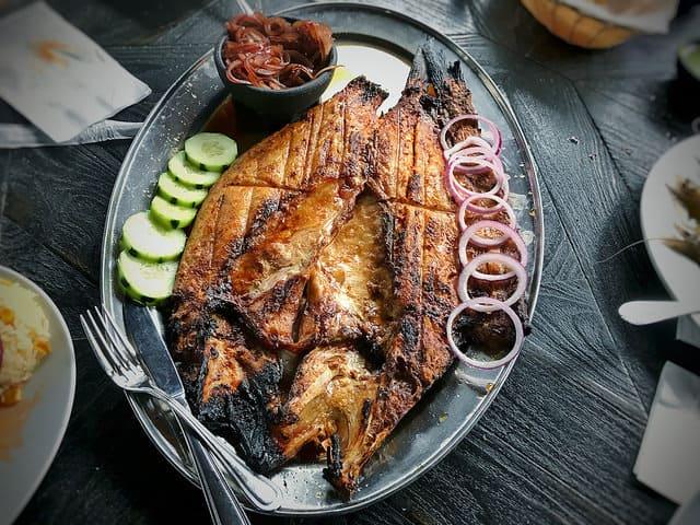 receta pescado zarandeado