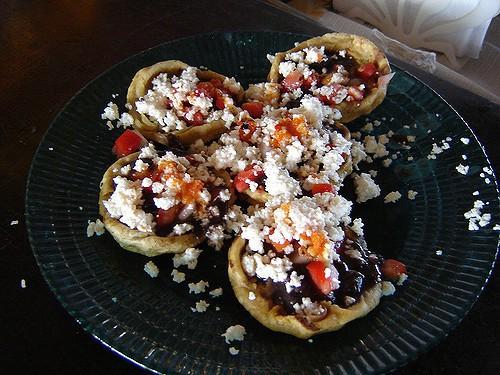 receta de sopes mexicanos