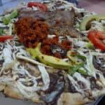 receta de tlayuda de oaxaca