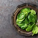 recetas con espinacas caseras