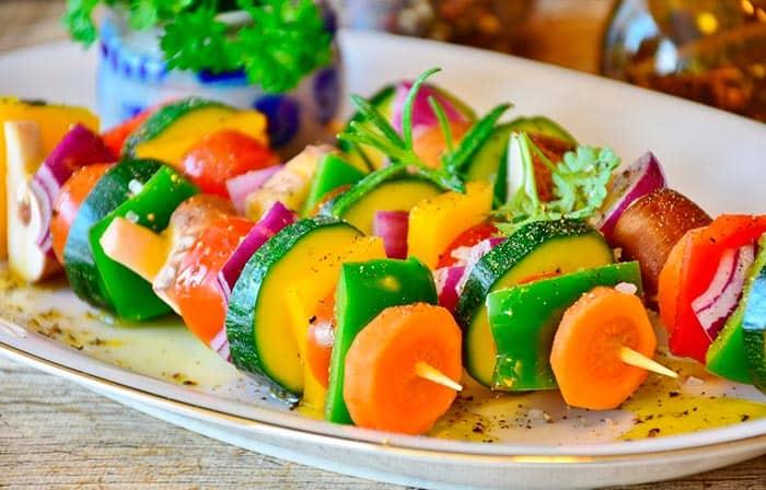 Recetas de comida vegetariana faciles y ricas