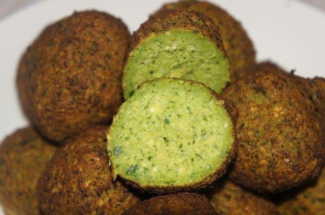 falafel casero