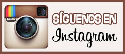Síguenos por instagram: @comederablog