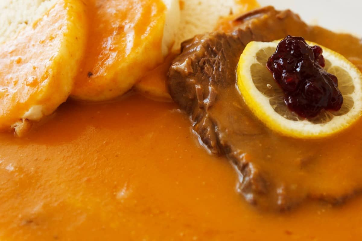 salsa de naranja casera