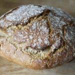 pain d'épeautre fait maison