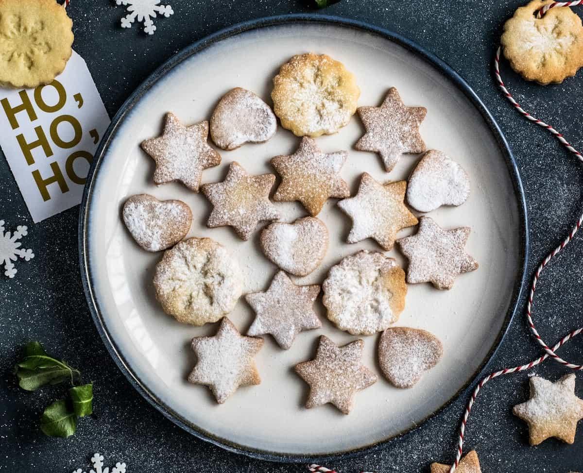 Galletas navideñas fáciles y deliciosas