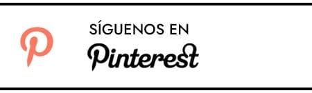 Síguenos en Pinterest