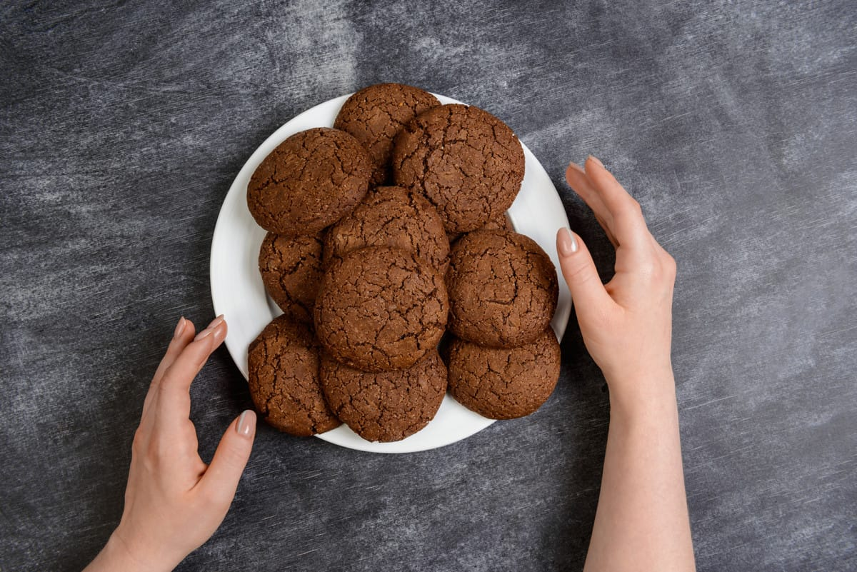 galletas-de-avena-y-chocolate
