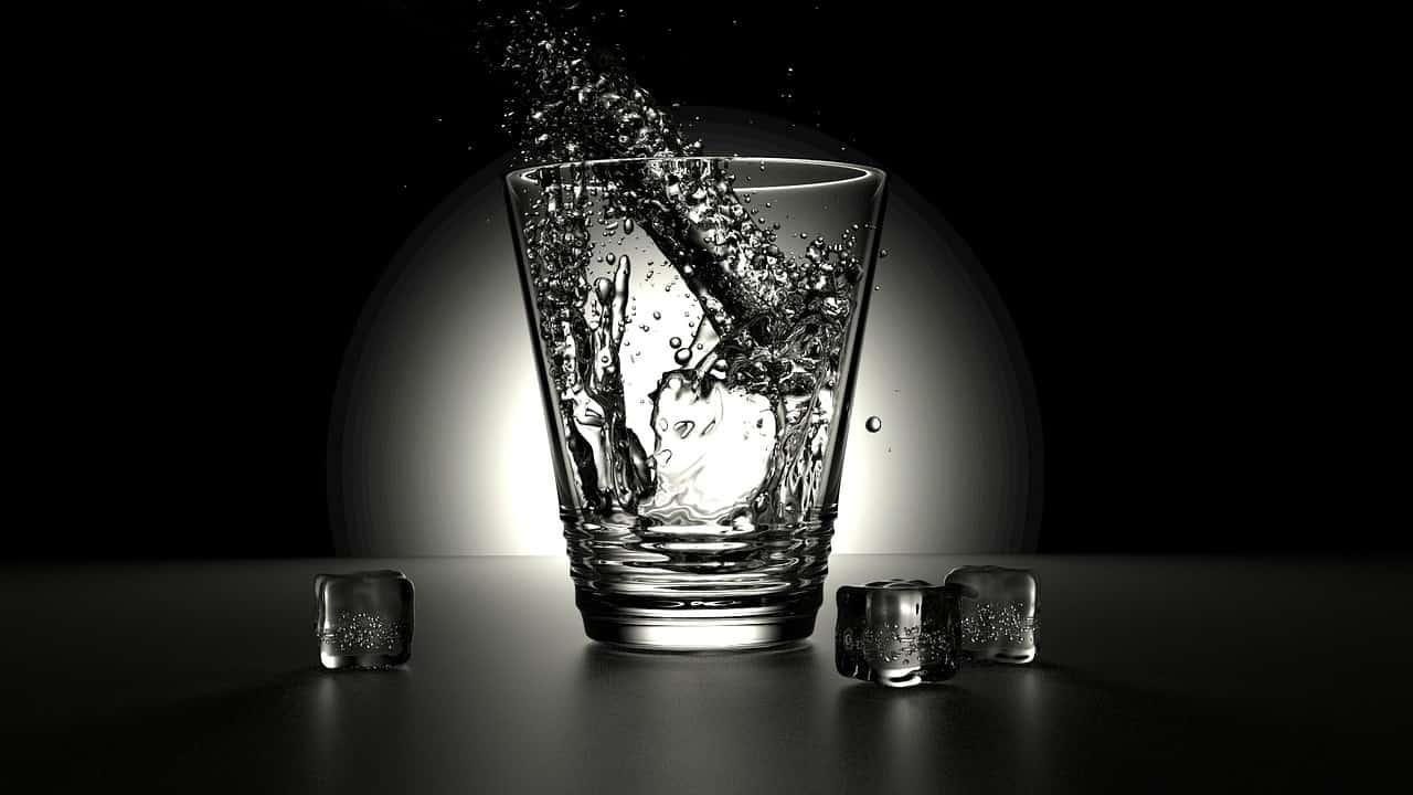 Agua por Pixabay