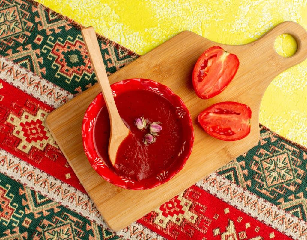 salsa de chipotle