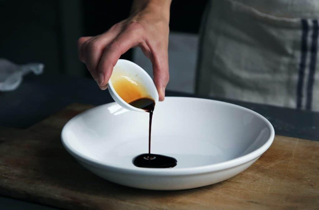 salsa de oporto