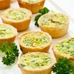 Muffins-de-huevo-con-espinacas