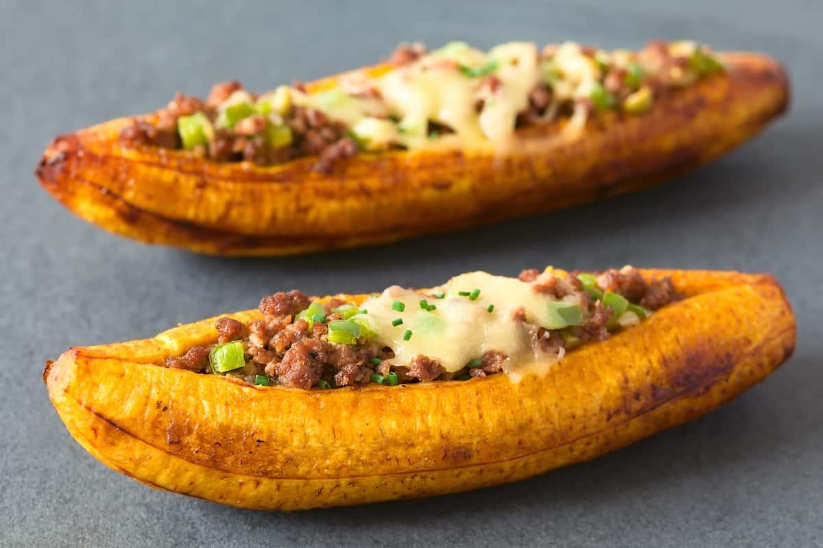 Cómo hacer canoas de plátano maduro: receta puertorriqueña - Comedera -  Recetas, tips y consejos para comer mejor.