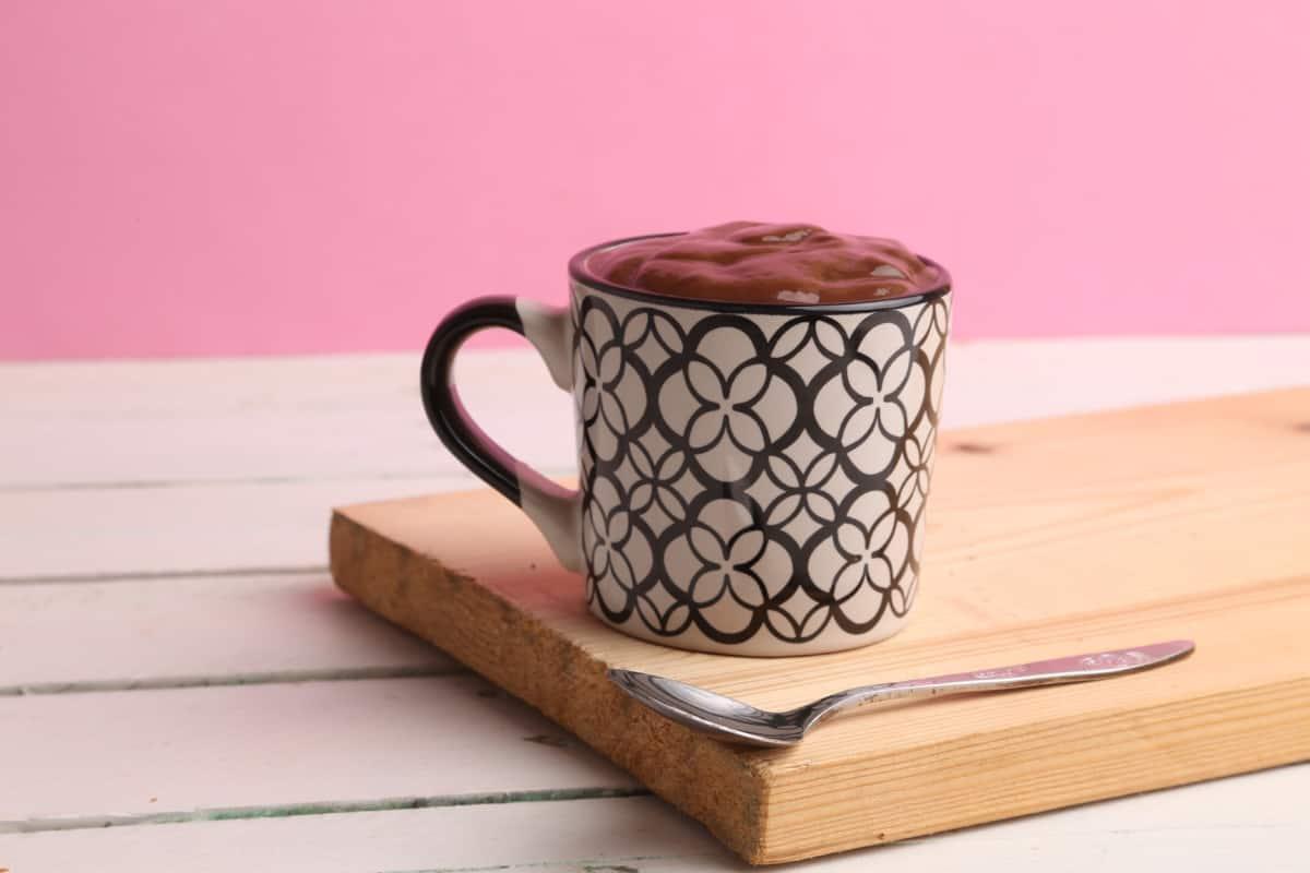 Mug Cake Oreo