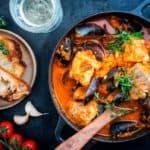 deliciosa caldereta de pescado